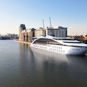 Superyacht hotel set to launch in London