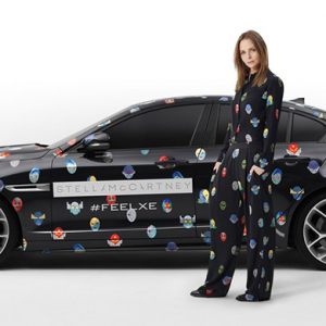 The Jaguar XE by Stella McCartney