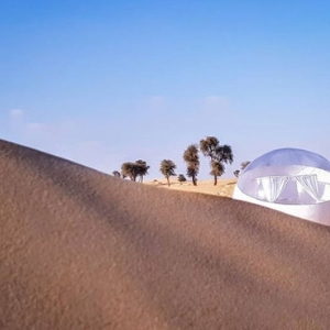 Starlight Camp UAE is how we want to do luxury in the desert