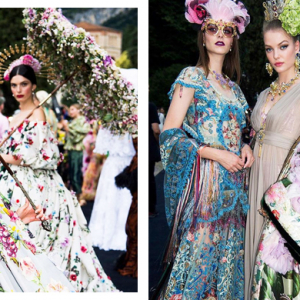 Everything you need to know about Dolce & Gabbana's Alta Moda show in Como