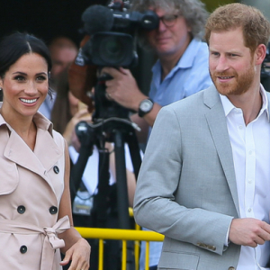 Meghan Markle champions emerging Canadian label on latest outing