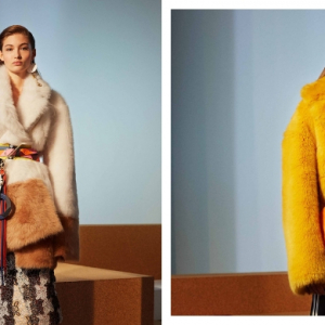 DVF announces it will stop using fur in all forthcoming collections