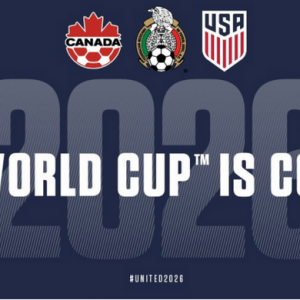 Just in: The United States, Canada and Mexico will host the World Cup 2026