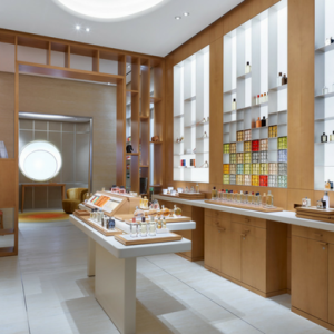 Hermès opens second-ever fragrance store in Mall of the Emirates