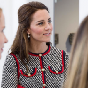 Kate Middleton becomes the first royal patron of the V&A Museum