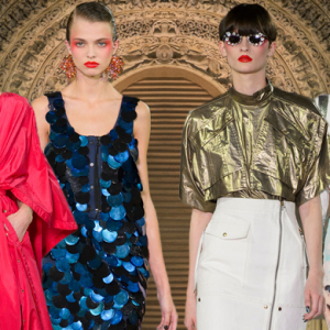 Paris Fashion Week: Kenzo Spring/Summer '17