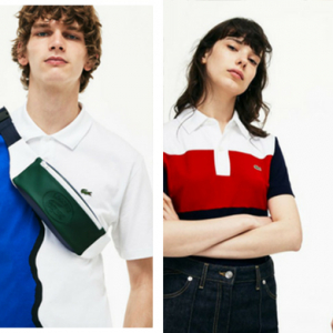 Lacoste releases capsule collection to celebrate 85th anniversary
