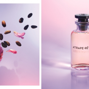 Louis Vuitton launches new women's fragrance, Attrape-Rêves