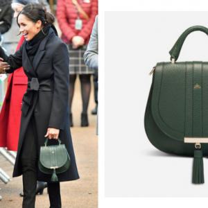 This Meghan Markle-approved bag is now back in stock