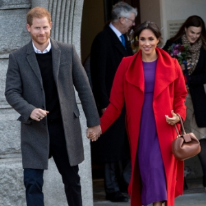 The Duke and Duchess of Sussex make first joint outing of 2019