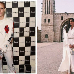 9 Middle Eastern designers worn by celebrities in 2017