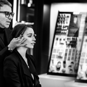 In conversation with: Guerlain's Creative Director, Olivier Échaudemaison