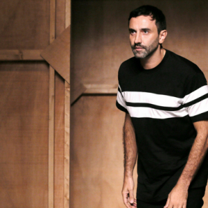 Riccardo Tisci shakes up Burberry's in-store drop model