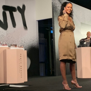 8 things we learnt from Rihanna's first ever Fenty Beauty masterclass in Dubai