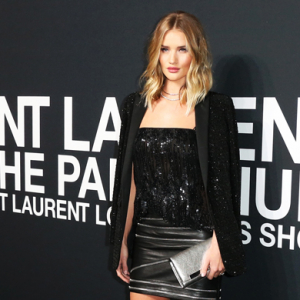 Saint Laurent at the Palladium: The guests