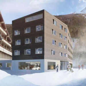 The world's most luxurious youth hostel opens