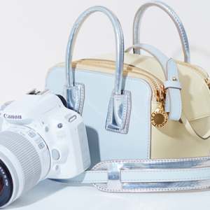 Stella McCartney and Canon team up for limited edition 'Linda' camera bag