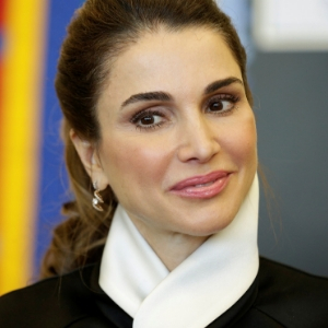 Sheikh Mohammed and Queen Rania of Jordan are two of the top 10 most followed world leaders on social media