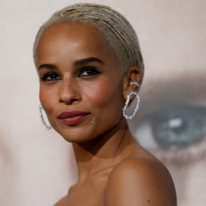 Zoe Kravitz is the new face of YSL fragrance
