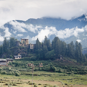 Holiday like the British royals in Bhutan