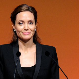 Angelina Jolie honoured by Queen Elizabeth II