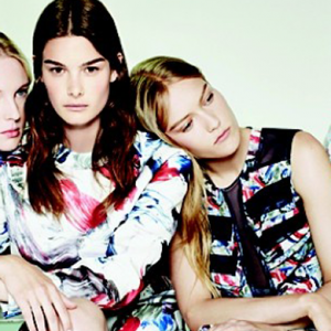 Prabal Gurung's new Cruise 2014/15 campaign