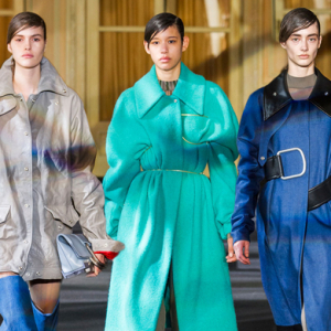 Paris Fashion Week: Acne Studios Fall/Winter '16