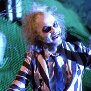 "Tim Burton: ""There is only one Beetlejuice...and thats Michael (Keaton)"""