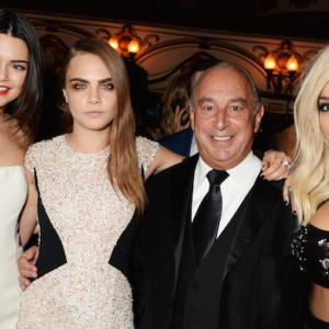 The 2014 British Fashion Awards in London