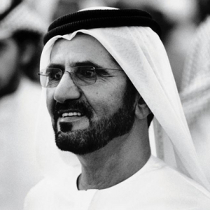 Sheikh Mohammed welcomes a royal grandson