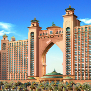 $1 million dream holiday includes stay at Dubai's Atlantis