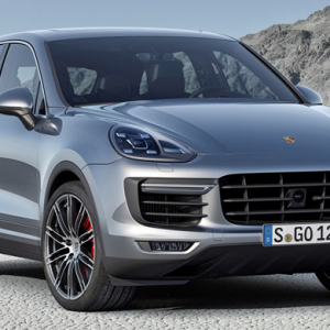 Introducing the 2015 Porsche Cayenne