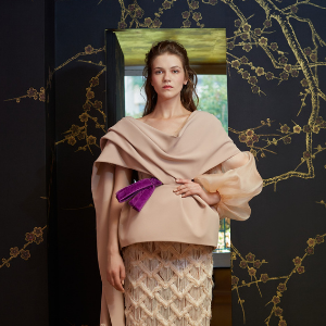 Azzi & Osta reveal their latest Haute Couture collection inspired by colours and the outdoors