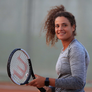 Mayar Sherif just became Egypt's first female tennis player to qualify for the 2021 Olympics