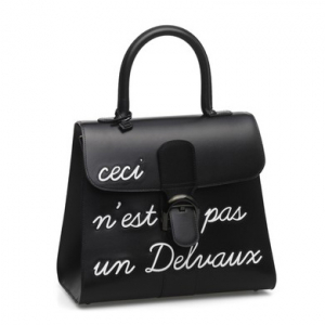Delvaux and Barneys collaboration in the name of René Magritte