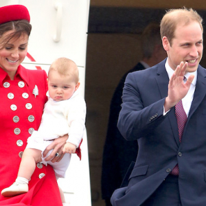 The Royal Tour begins as Prince William and family arrive in New Zealand