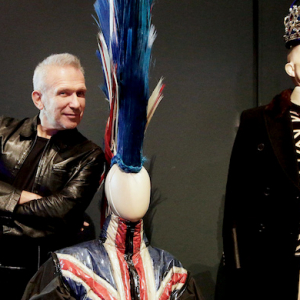 A preview of Jean Paul Gautier's exhibition at London's Barbican