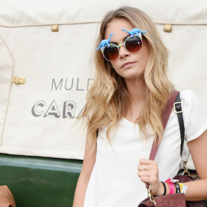 Mulberry holds party at Wilderness Festival