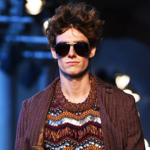 Milan Men's Collections: Missoni Fall/Winter '16