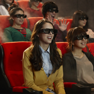 4DX is in the UAE: a new 'fourth' dimension of cinema has arrived – and you've never felt anything like it!