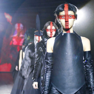 London Fashion Week: Gareth Pugh Autumn/Winter 15