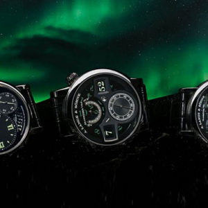 Exclusive: The Northern Lights with A. Lange & Söhne