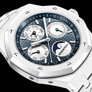 Time To Move: Audemars Piguet releases a new collection of Royal Oak Perpetual Calendars