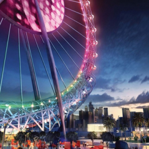 Coming soon: A 210-metre tall Ferris wheel off the coast of Dubai