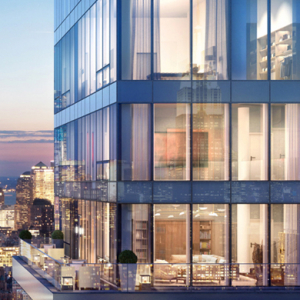 Rupert Murdoch's $57million New York penthouse