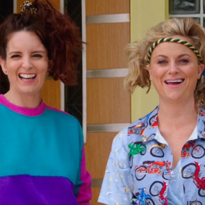 A teaser for Tina Fey And Amy Poehler's new film debuts