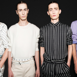 Men's Paris Fashion Week: Haider Ackermann Spring/Summer '18
