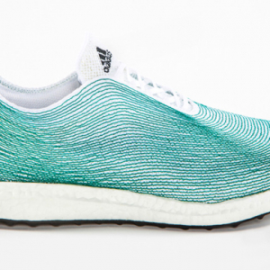Adidas reveal the world's first sneaker made from ocean waste