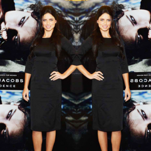 Adriana Lima launches Marc Jacobs' Decadence fragrance in Dubai