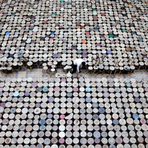 Ai Weiwei presents 'Evidence' in Germany